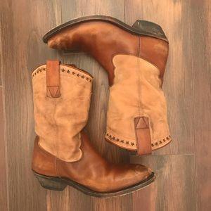 Golden Goose Shoes - Golden Goose Western Boot